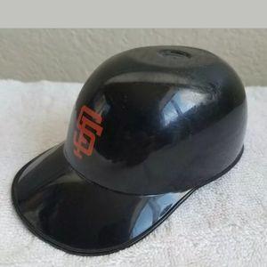 San Francisco Giants Plastic Baseball Helmet
